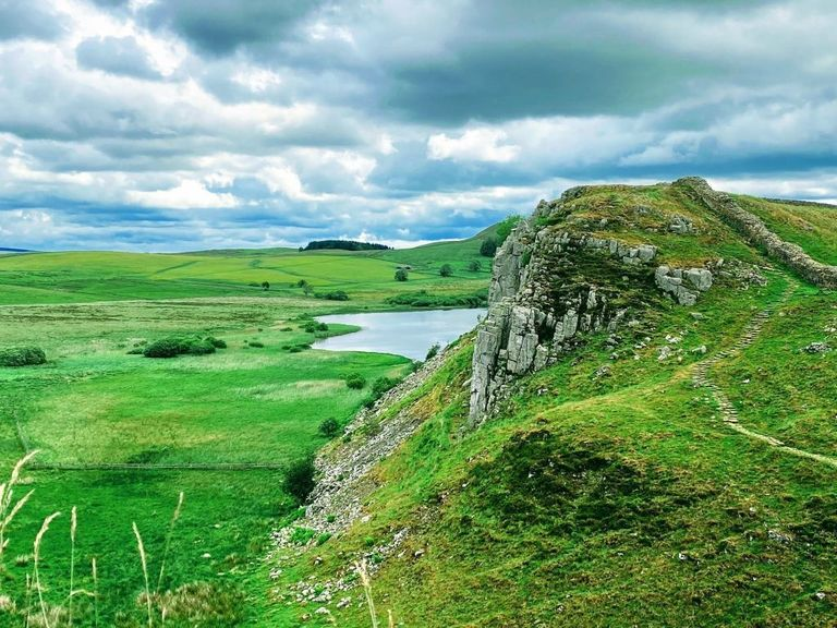 Crag-Lough-and-Housesteads-Roman-Fort-Loop-via-AllTrails